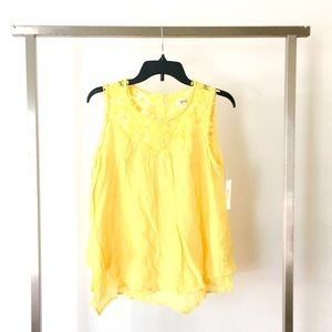 🆕 Yellow Blouse